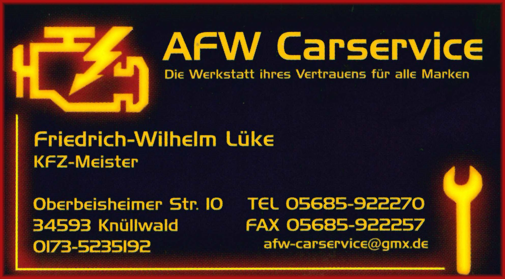 AFW Carservice